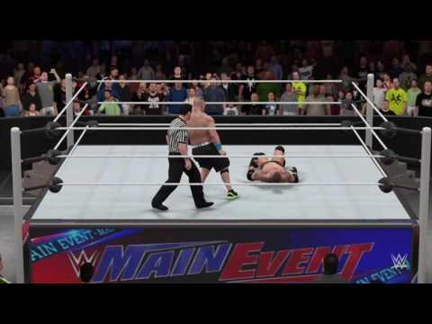 Xxx Mp4 اول مباراه جون سينا ضد راندي اورتن WWX 3gp Sex