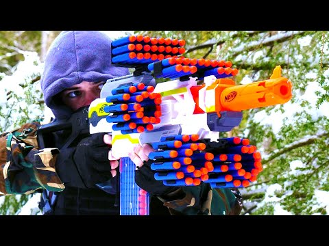 Nerf War TWO MILLION SUBSCRIBERS