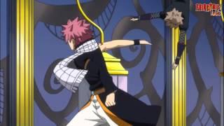 Fairy tail sabertooth vs natsu