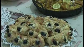 السيدة شهرزاد تشارك في معرض جمعية الاصلاح والارشاد / حمادي