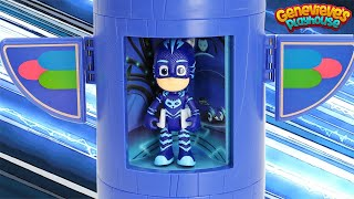 Best Toy Learning Video for Kids with PJ Masks Rev n