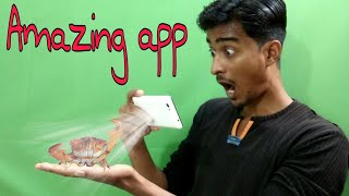 android best camera fun app ever | amazing crabs 3d effect on your floor | I TECH