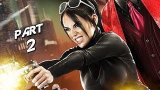 Saints Row Gat Out of Hell Walkthrough Gameplay Part 2 - The Twins (PS4)