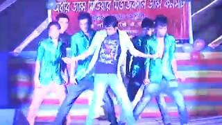 bangla concert dance | Jala dio na by Rakib | bangla new HD Song 2017