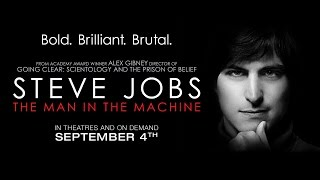 Steve Jobs: The Man In The Machine - Official Trailer