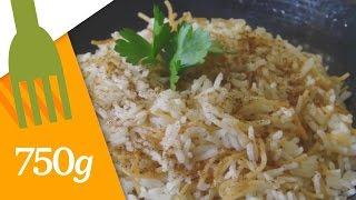 Recette de Riz libanais aux vermicelles - 750g