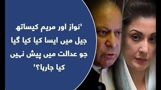 Pervez Rasheed ne Nawaz Sharif aur Maryam Nawaz ki adam peshi par sawalat utha diya