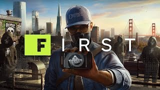 Watch Dogs 2: Aggressor Playstyle Gameplay - IGN First