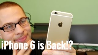 iPhone 6 IS BACK! What