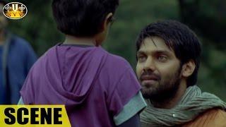 Sentiment Scene Between Arya & Rihan    Sarvam Movie    Trisha