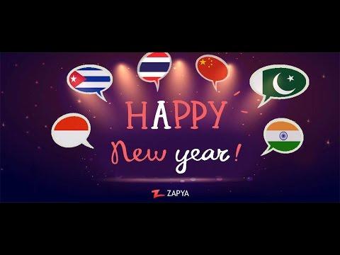 Zapya - Happy New Year!