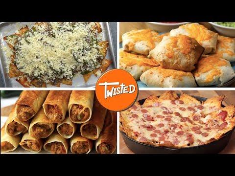 12 Amazing Tortilla Twists