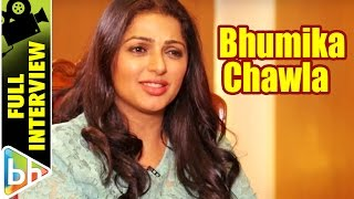 Bhumika Chawla | M. S. Dhoni - The Untold Story | Full Interview | Salman | Tere Naam | Sushant
