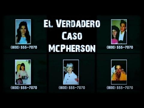 El verdadero Caso McPherson Imágenes Reales Abducción OVNI Video Paranormal