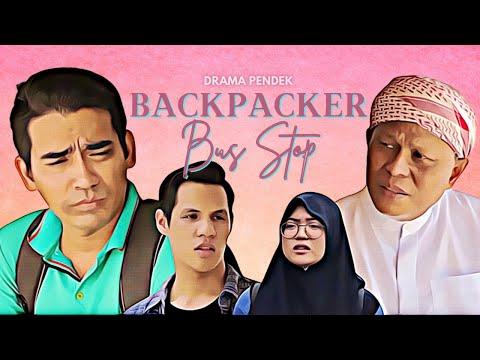 """Drama Pendek : """"BACKPACKER PERHENTIAN BAS"""" (Dramatis Studio)"""