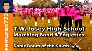 T.W. Josey High School - Miracle Mile Walk 2016 - Augusta, GA.