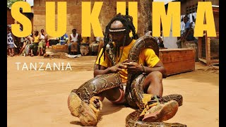 Sukuma African Dance (Tanzania)