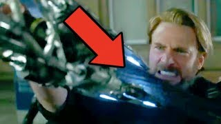 INFINITY WAR - Black Order Cap Fight Scene Breakdown!