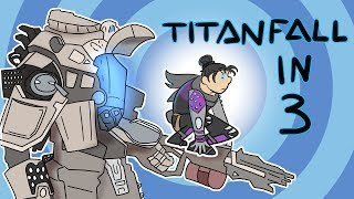 Titanfall + Apex Legends COMPLETE LORE in 3 Minutes! | ArcadeCloud Animation