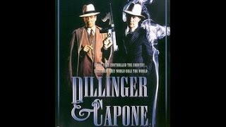 Dillinger and Capone   Full Movie