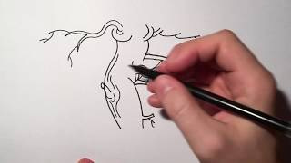 Funny Dirty Drawing