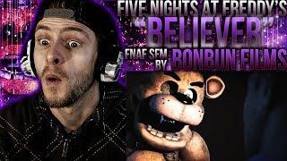 Vapor Reacts #564 | [FNAF SFM] FIVE NIGHTS AT FREDDY