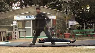 Indian Parkour and free running 2016