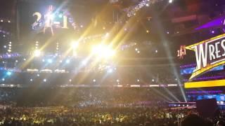 Undertaker 21-1  - Wrestlemania 30 - Undertaker vs Brock Lesnar LIVE REACTION