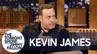 Kevin James Corrects a Ridiculous Tabloid Rumor