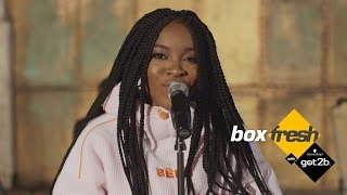 Ray BLK - American Boy (Estelle cover) | Box Fresh with got2b