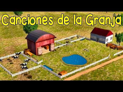 Canciones de la Granja La Mejores Juguemos en el Bosque La Vaca Lola Ganas de Aplaudir y Más