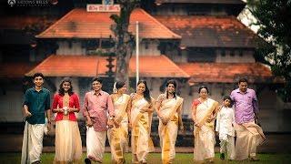 Kerala traditional hindu wedding highlights Meera & Sreeraj