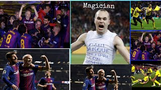 Andřes Ineista | The Magician | The Irreplaceable Player | Midfield Maestro
