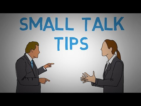 Xxx Mp4 Small Talk How To Start A Conversation Tips And Tricks Animated 3gp Sex