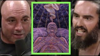 Russell Brand Wants to Know About DMT   Joe Rogan