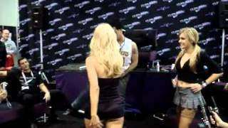 Hot Chicks Vs Ball Busting Dude