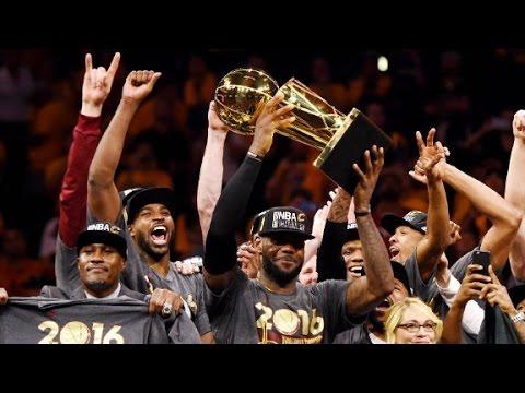 NBA Finals Best Plays 2016