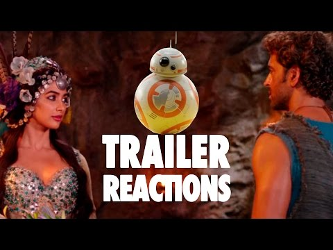 Mohenjo Daro Trailer Reactions