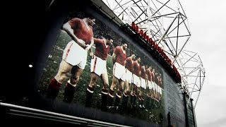 Flowers of Manchester | A tribute to the victims of the Munich Air Disaster