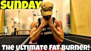 Day 7 - CRAZY Calorie Burning Cardio Workout - 7 Day Fat Burning Challenge #7dayfatburningchallenge