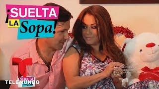 Suelta La Sopa   Carolina Sandoval y Nick Hernández en su luna de miel   Entretenimiento