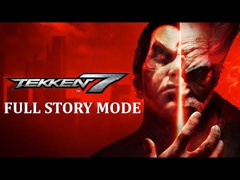 Xxx Mp4 Tekken 7 Full Story Mode Movie All Cutscenes 3gp Sex