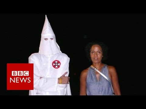 watch Confronting racism face-to-face - BBC News