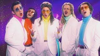 Frenetics - I Feel A Man (Official Music Video)