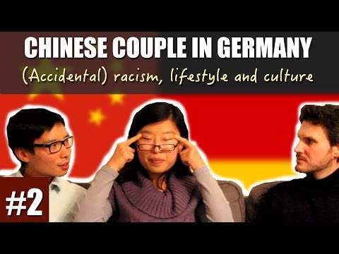 watch Life of a Chinese couple living in Germany #2 - (Accidental) Racism, lifestyle and culture