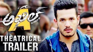 Akhil Movie Theatrical Trailer || Akhil Akkineni, Sayyeshaa Saigal  Latest Telugu Movie 2015