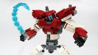Lego Guardian Bravo Pacific Rim Uprising