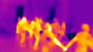 Mydros táncház 2017. november 10. Görög tánc hőkamerával