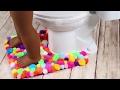 Doll Potty Rug Diy How To Make American Girl Doll Toilet Rug