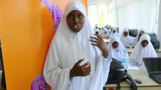 Tanzania Girls In ICT Isles, ZANZIBAR